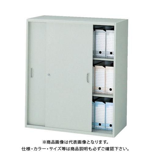 【運賃見積り】【直送品】 ナイキ 引違い書庫 NWS-0911H-AW