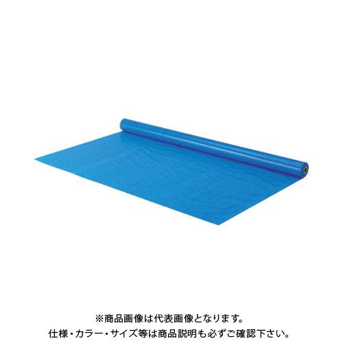 【直送品】萩原 #2500 OSブルークロス3.6mX100m OSBL36100