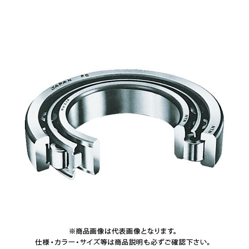 NTN 円筒ころ軸受 NU形(すきま大)内輪径90mm外輪径190mm幅43mm NU318C3
