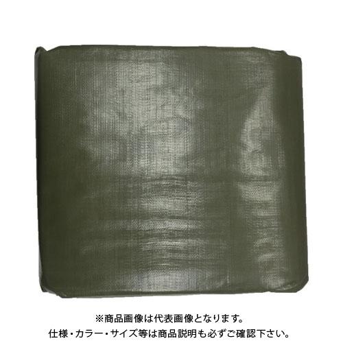 ユタカ #4000 ODグリーンシート 5.4m×7.2m OGS-414