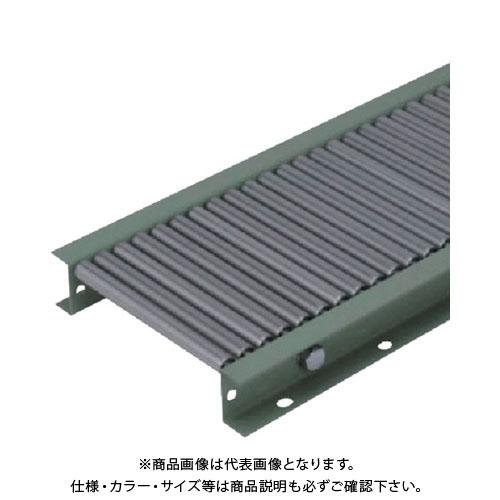 【直送品】 タイヨー φ19スチールローラコンベヤ O1912-200-22-3000