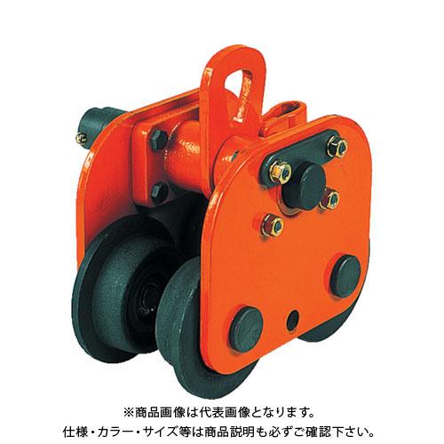 【運賃見積り】【直送品】象印 手動用プレントロリ5t P-05000