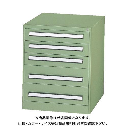 【運賃見積り】【直送品】 ダイシン 軽量工具キャビネット PA-705