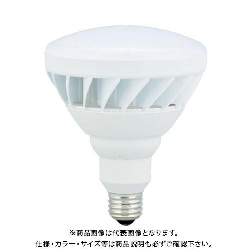 【運賃見積り】【直送品】T-NET バラストレス水銀ランプ・PAR型電球代替LED照明 PAR40W-W