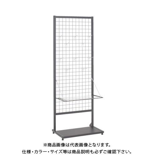 【個別送料1000円】【直送品】 TRUSCO PBディスプレイスタンド フック付 605X390XH1700 PB-2
