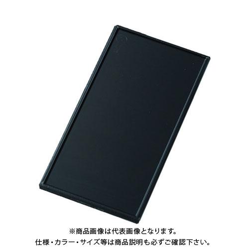 TRUSCO JIS遮光ポリカハードコートプレート #10 1Pk(箱)=20枚 PC-10