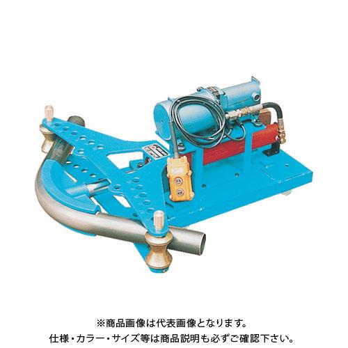 【個別送料4000円】【直送品】 TAIYO 電動油圧式パイプベンダー PB-EP2