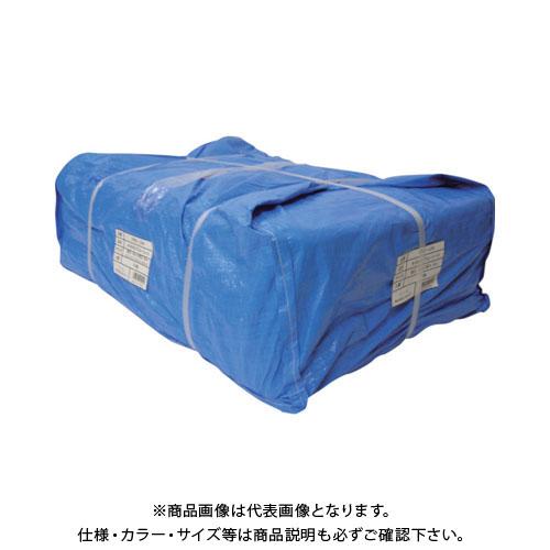 【運賃見積り】【直送品】ユタカ シート #3000ブルーシート大畳み 3.6m×3.6m (10枚入) PBZ-L09