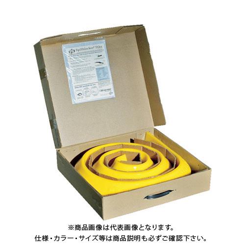 pig スピルブロッカーダイク 黄 PLR204NY