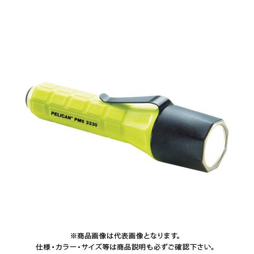 PELICAN PM6 3330 黄 LEDライト PM63330LED-YE