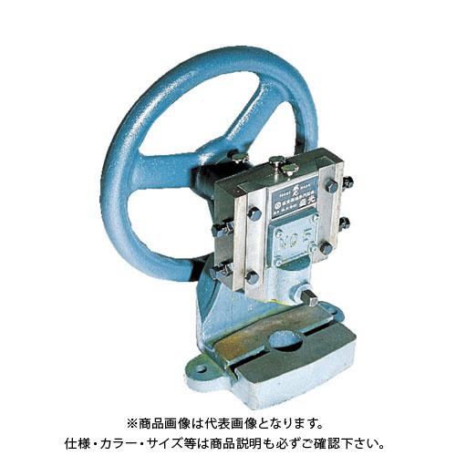 【個別送料5000円】【直送品】 盛光 関西型エキセンプレス15号 PLEK-0015