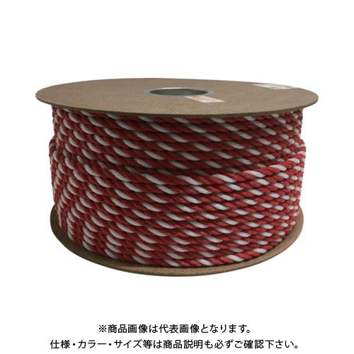 ユタカ ポリエチレンロープドラム巻 9mm×150m コウハク PRE-55