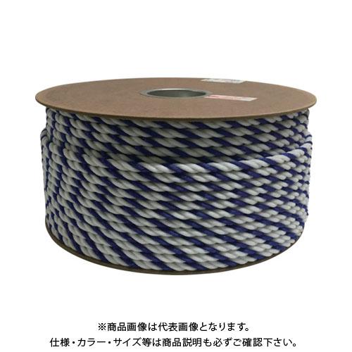 ユタカ ポリエチレンロープドラム巻 9mm×150m コンシロ PRE-56