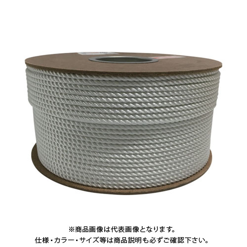 ユタカ ナイロン3打ロープドラム巻 5mm×200m PRJ-9