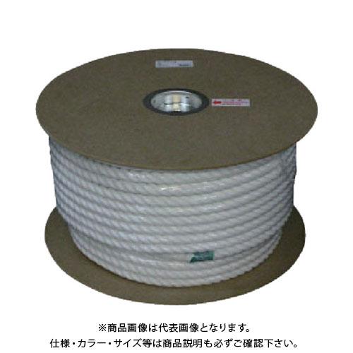 ユタカ ポリエステルロープドラム巻 16mm×100m PRS-16