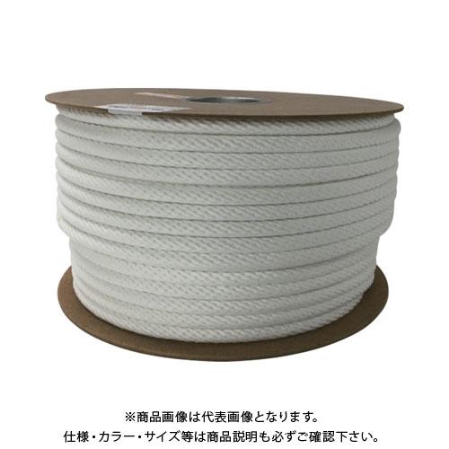 ユタカ ポリエステル金剛打ロープドラム巻 12mm×100m PRSX-6