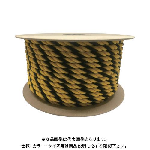 ユタカ 標識ロープドラム巻 16mm×100m PRY-16
