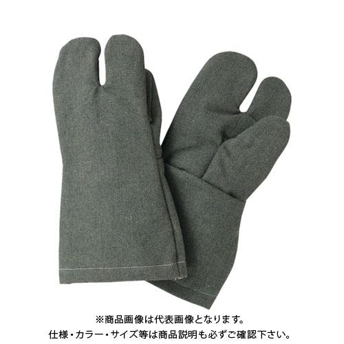 TRUSCO パイク溶接保護具 3本指手袋 PYR-T3