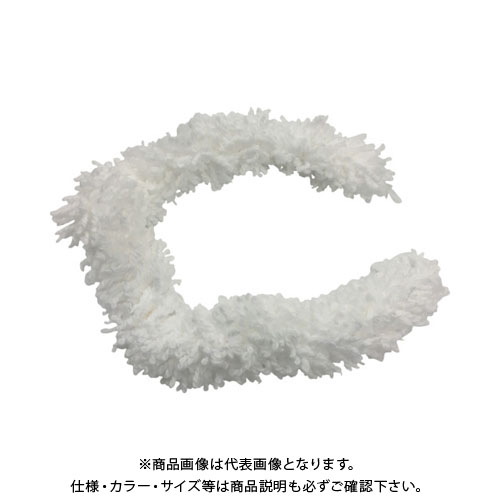 【運賃見積り】【直送品】ユタカ モール状油吸着ロープ 10cmx30m PYOC1030