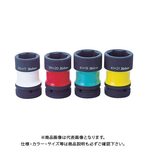 コーケン カラー塗装コンビソケットセット PW8P/4