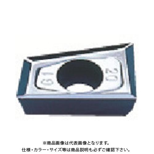 三菱 P級超硬カッター用ポジチップ 超硬 10個 QOGT1342R-G1:HTI10