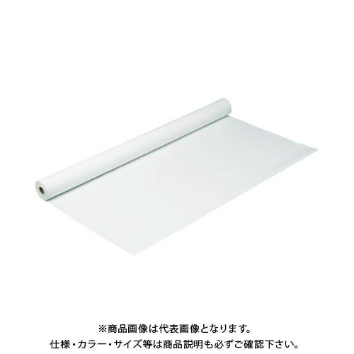 【個別送料1000円】【直送品】 萩原 ホワイトクロス 1.8m幅×100m QBC183W