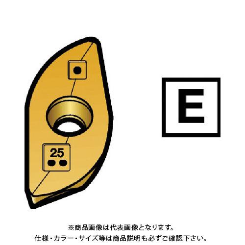 サンドビック コロミルR216ボールエンドミル用チップ 1010 COAT 10個 R216-30 06 M-M:1010