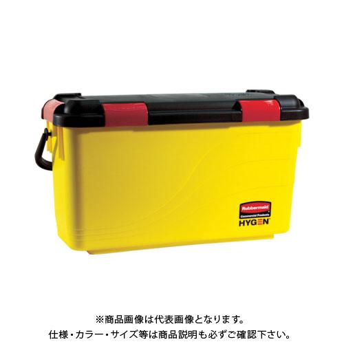 【運賃見積り】【直送品】エレクター MFクリーニングシステム 消毒用バケット イエロー Q95004