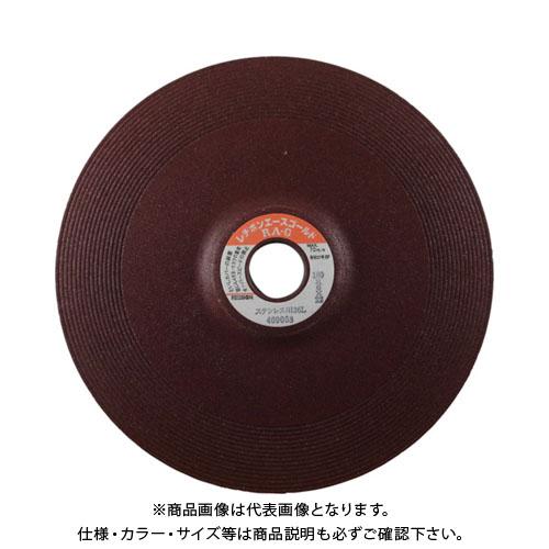レヂボン エースゴールドRAG ステン用 180×6×22 36L 25枚 RAG1806-SUS36