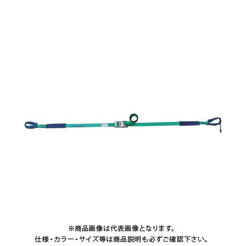 allsafe ベルト荷締機 ラチェット式しぼり35仕様(中荷重) R3I1X4.5