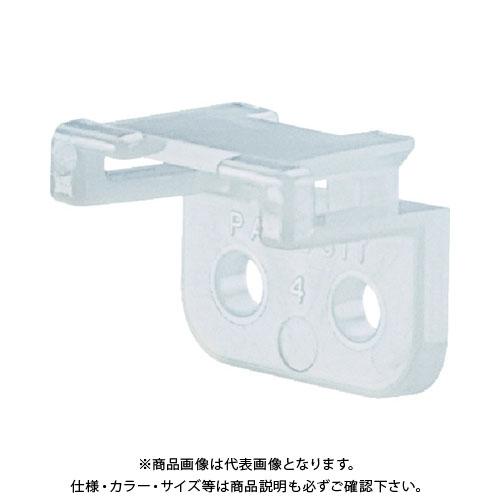 パンドウイット L字型固定具 M2.2ネジ (1000個入) RAMS-S3-M