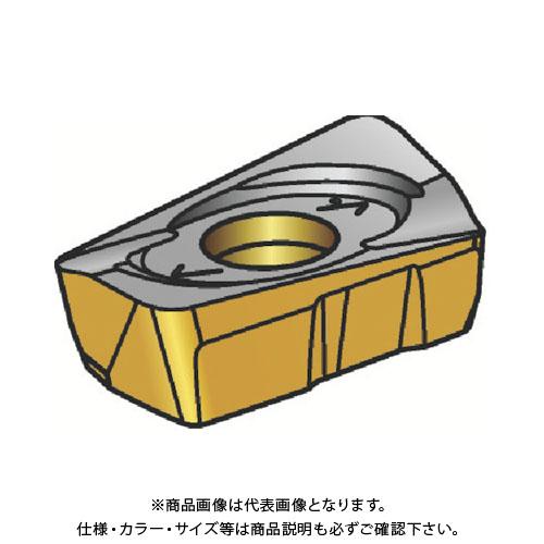 サンドビック コロミル390用チップ 1040 COAT 10個 R390-18 06 60H-ML:1040