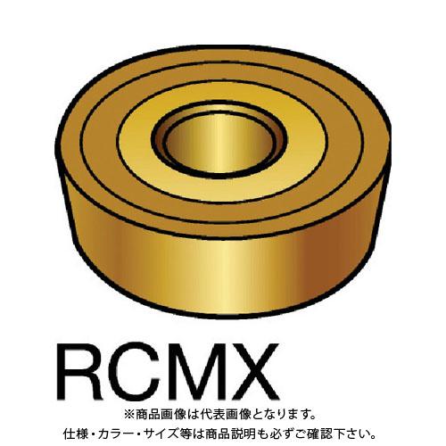 サンドビック T-Max P 旋削用ポジ・チップ S05F 超硬 10個 RCMX 10 03 00E:S05F
