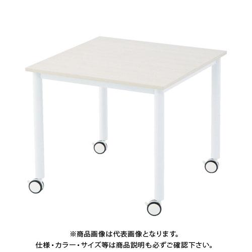 【運賃見積り】【直送品】 アールエフヤマカワ キャスターテーブル脚 W800xD800 RFCTT-WL8080NA