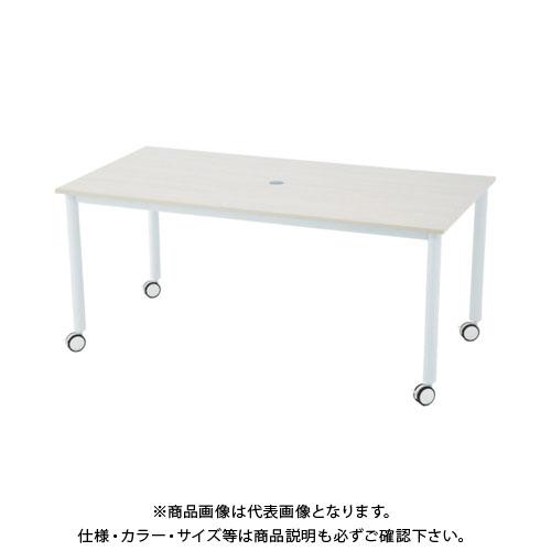 【運賃見積り】【直送品】 アールエフヤマカワ キャスターテーブル脚 W1600xD800 RFCTT-WL1680NA