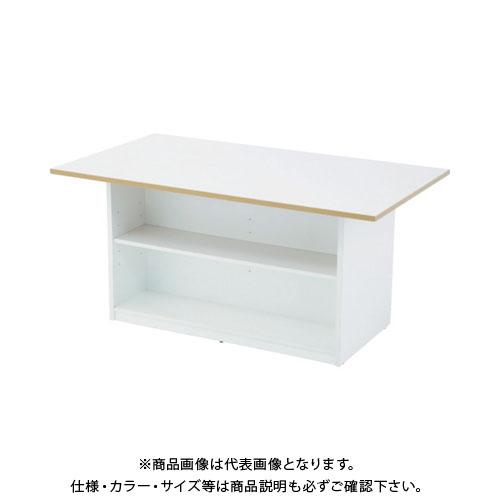 【運賃見積り】【直送品】 アールエフヤマカワ ストレージテーブル W1600×D900 RFSGD-1690