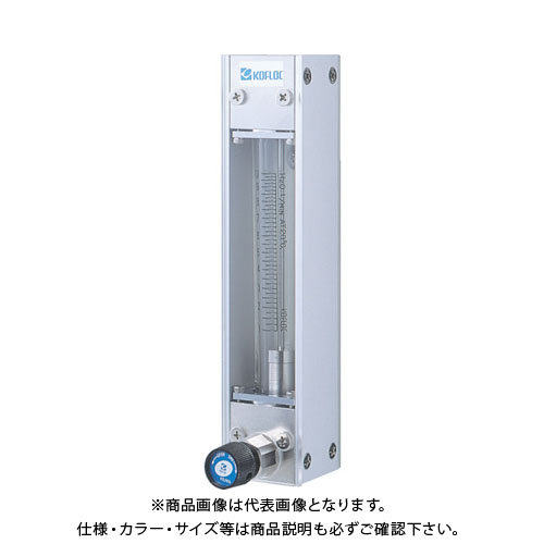【個別送料1000円】【直送品】コフロック 大流量用流量計ニードルバル RK2000VD-S-6-400