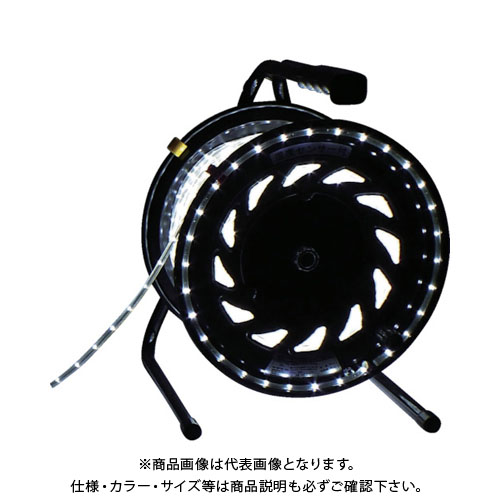日動 LEDラインチューブドラム白 RLL-50S-W
