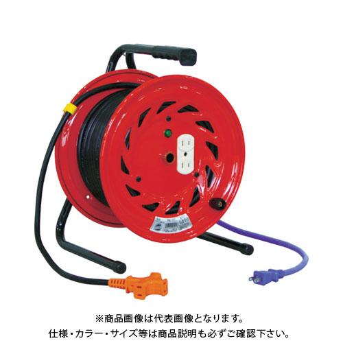 日動 電工ドラム びっくリール 100V 30m RND-30S