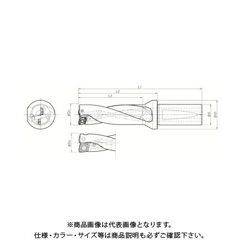 京セラ ドリル用ホルダ S25-DRX180M-3-05