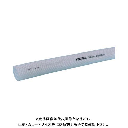 【個別送料2000円】【直送品】 十川 シリコンブレードホース SBH25X1B-10M