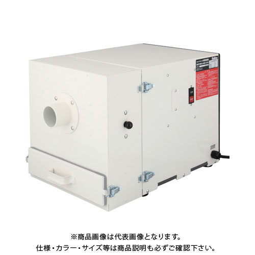 【直送品】 スイデン 集塵機 低騒音小型集塵機SDC-L400 200V 60Hz SDC-L400-2V-6
