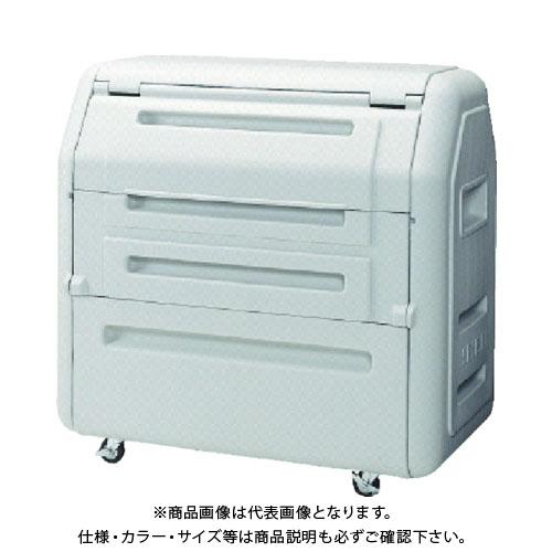 【直送品】 積水 ダストボックス#700キャスター付 SDB700H