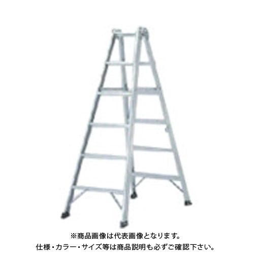 【直送品】ピカ 専用脚立SEC-S型 溶接タイプ 仮設工業会認定合格品 1.8m SEC-S180