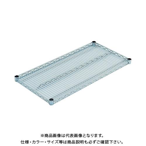 【運賃見積り】【直送品】 TRUSCO ステンレス製メッシュラック用棚板 1824X457 SES-64S