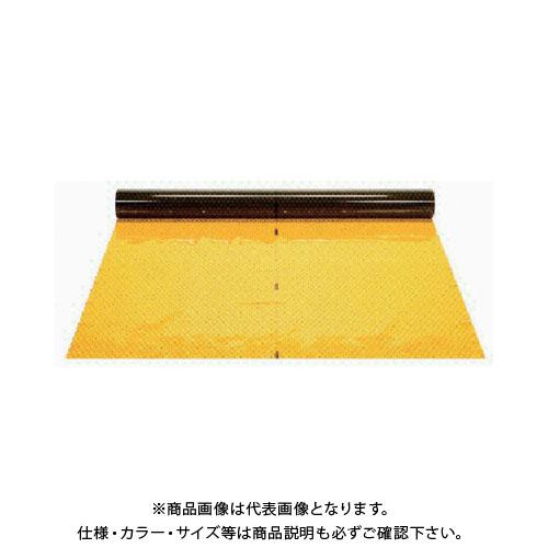 【運賃見積り】【直送品】アキレス 帯電防止・紫外線吸収フイルム アキレスイエローセイデンF SED-FY
