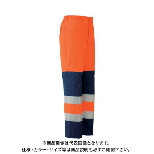 ミドリ安全 高視認性 防水帯電防止防寒スラックス オレンジ LL SE1125-SITA-LL