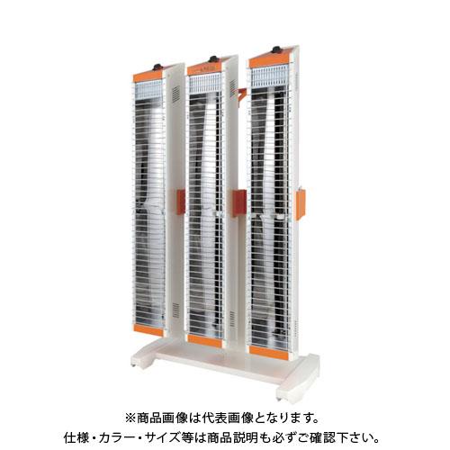 【運賃見積り】【直送品】スイデン 遠赤外線ヒーター SEH-45A-3