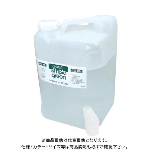 【運賃見積り】【直送品】 KDS シンプルグリーンクリスタル5G詰替 SGC-5G