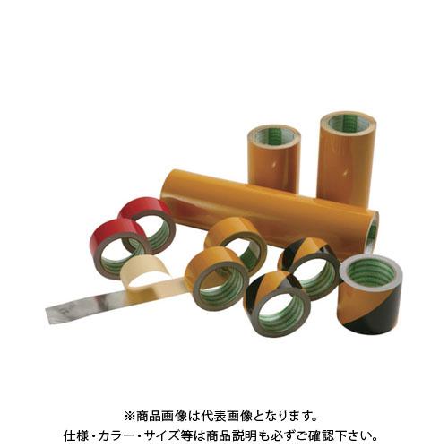 日東エルマテ 粗面反射テープ 400mmx10m 黄/黒 SHT-400YB